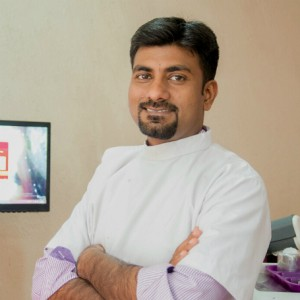 Dr Vinayak Karun-Family Dental Care-Indore-mp